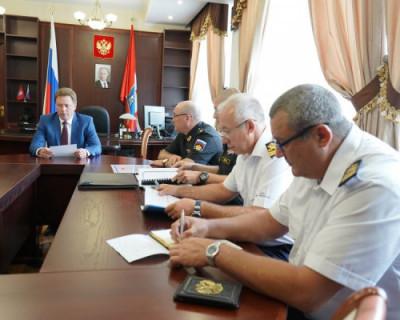 Карантинная бухта Севастополя будет демилитаризирована