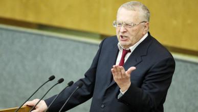 Жириновский заявил, что позицию фракции ЛДПР по актуальным вопросам замалчивают на федеральных каналах