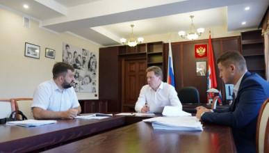 В Севастополе предусмотрено увеличение бюджетных средств на развитие Нахимовского района