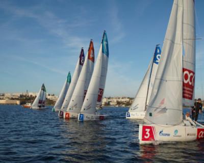 В Севастополе пройдёт чемпионат ЮФО по парусному спорту