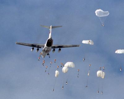 Более 2 000 российских десантников высадились в Крыму