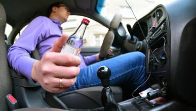 В Севастополе ловили пьяниц за рулём