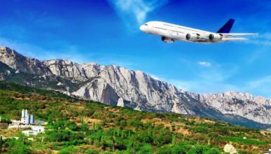 В начале июля подешевели авиабилеты в Крым