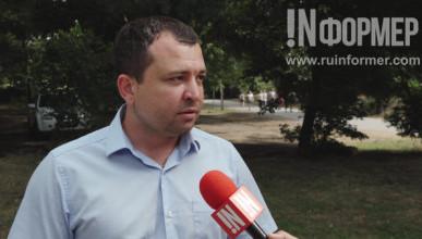 Александр Брыжак о реконструкции старейшего парка Севастополя