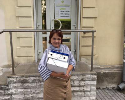 Елена Голубева: «Мы справились! В Заксобрании Севастополя должны быть наши»