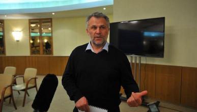 Чалый не идёт на выборы в Законодательное собрание Севастополя