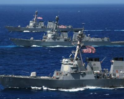 Военная база США может быть возле Крыма