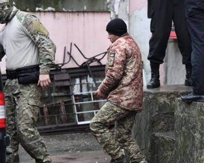 Россия и Украина обсуждает возможность обмена украинских моряков