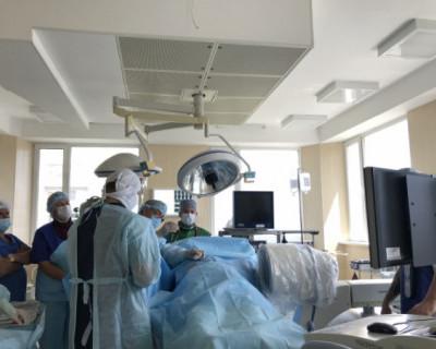Севастопольские хирурги освоили новый вид операций