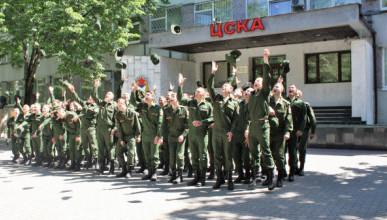 В Севастополе сформирована спортивная рота