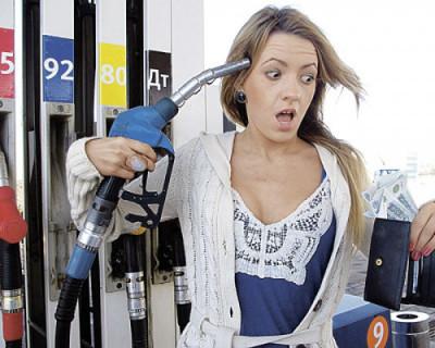 В Севастополе самый дорогой бензин в ЮФО