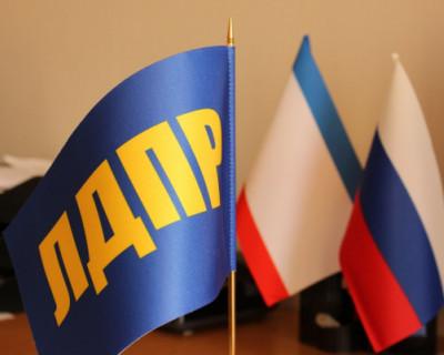 Крымских жириновцев не пустили на выборы