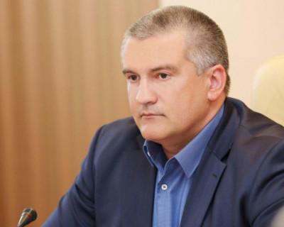 Глава Крыма потребовал наладить перевозки пассажиров с Украиной