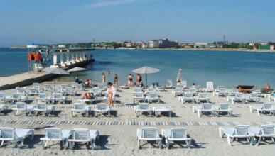 Воды севастопольской бухты Омега признали чистыми