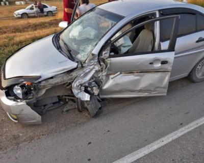 ДТП в Крыму: шесть человек пострадали