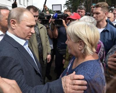 Путин обрушился с критикой на чиновников, которые хамят россиянам