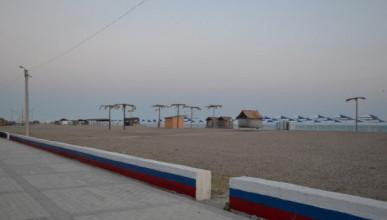 Жители Крыма жалуются на отремонтированные дороги
