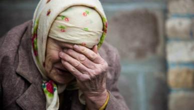 Пенсионерка похоронила свою дочь в кустах