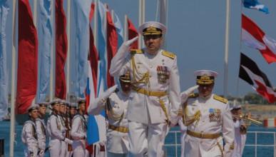 День ВМФ в Севастополе начнётся с выстрела