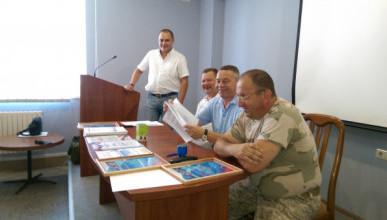 В Севастополе прошла 2-ая отчётная конференция ОД «Гражданский штаб в поддержку Президента РФ В.В.Путина»