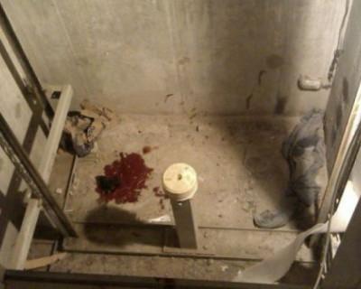 В многоэтажном доме Севастополя упал лифт (ВИДЕО)