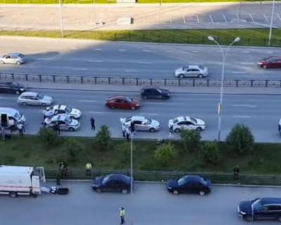На пути кортежа Путина заложили муляж бомбы (ВИДЕО)