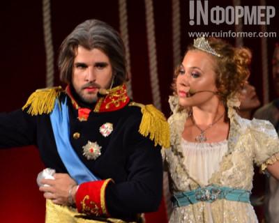 Фоторепортаж «ИНФОРМЕРа»: легендарная рок-опера «Юнона и Авось»