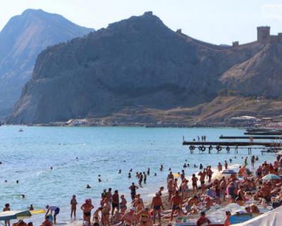 В Крыму уже отдохнуло более 3 млн туристов