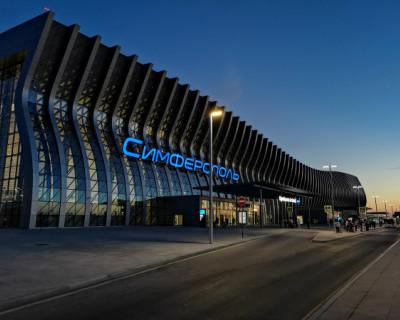 В аэропорту Симферополя внештатно сел самолет