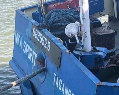 Российский танкер захвачен в рамках грязной игры против Зеленского?