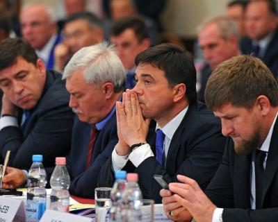 Правительство России утвердило методики оценки эффективности губернаторов