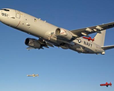 Возле Крыма появились военные самолеты США