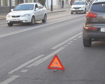 В Севастополе в ДТП на пешеходном переходе пострадали взрослый и ребёнок