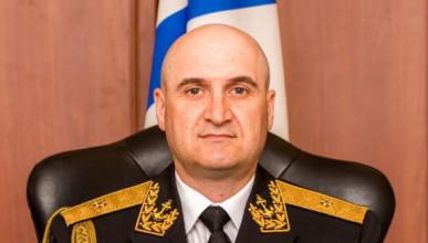 Поздравление командующего Черноморским флотом с Днем ВМФ!