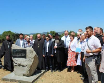 В севастопольском селе Орлиное возведут мечеть