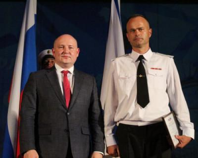 В Севастополе состоялось торжественное собрание в честь Дня Военно-Морского флота