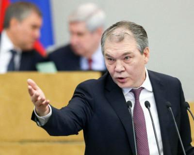 Депутат Госдумы предложил перекрыть для Украины Керченский пролив