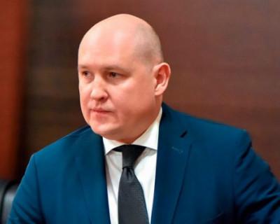 Врио губернатора Севастополя поздравляет с Днём ВМФ!