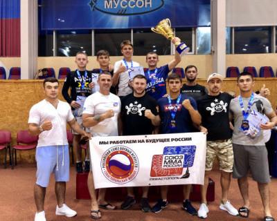 Севастопольская Федерация ММА одна из лучших на турнире по АРБ