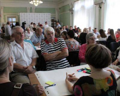 В Севастополе обсудили вопросы создания культурно-образовательного кластера на мысе Хрустальный
