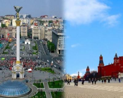 Украинский политолог сравнил Москву и Киев (ВИДЕО)
