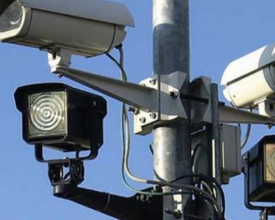Камеры ГИБДД показали на интерактивной карте