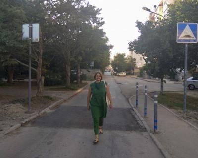 Ольга Дронова: «Системная проблема отсутствия «лежачих полицейских» во дворах решается, но медленно»
