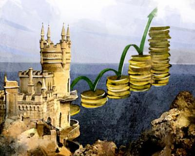 Число иностранных компаний в Крыму выросло почти вдвое