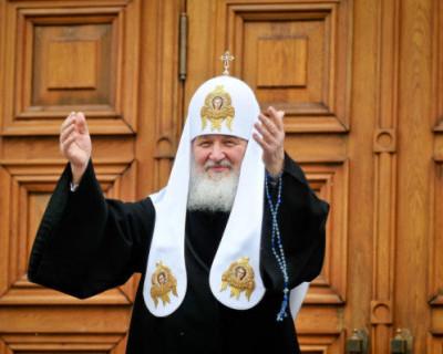 Патриарх Кирилл — храмоборцам: «Вы не сможете нам помешать»