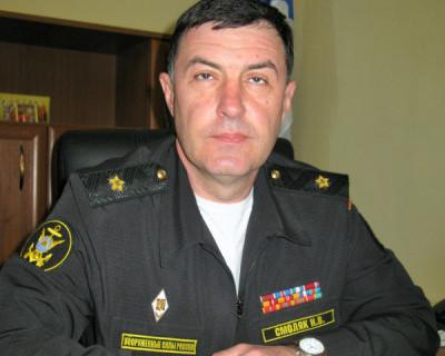 Штаб Черноморского флота возглавил бывший командир крейсера «Москва»