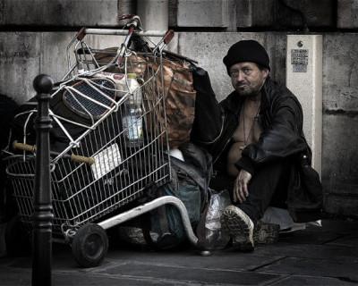 Ты депрессивный? Ты бездомный!