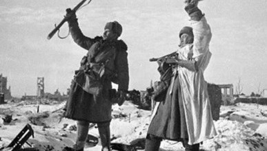 2 февраля – День победы в Сталинградской битве