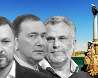 Персоналии и группы влияния на выборах в Законодательное собрание Севастополя в 2019 году