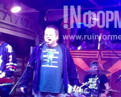В субботу 31 января в ночном клубе «Станция М» состоялся концерт  рок-группы «Бахыт Компот» (фото, видео)